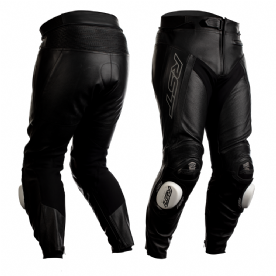 RST Tractech Evo R CE Black Leather Jeans